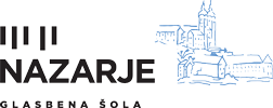 Glasbena šola Nazarje Logo